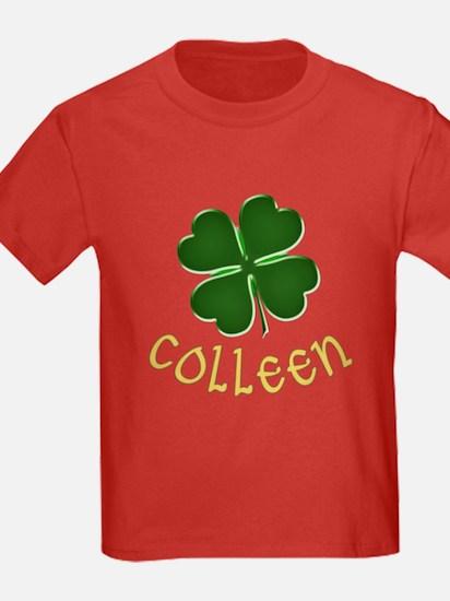 Colleen Irish Kids T-Shirt