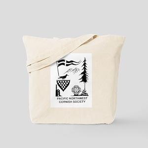 Cornish Society Tote Bag