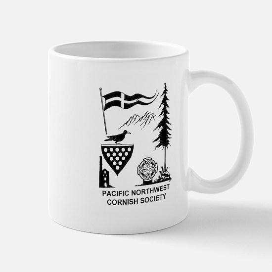 Cornish Society Mug