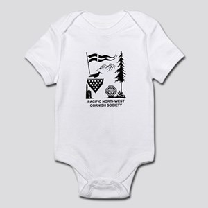 Cornish Society Infant Bodysuit