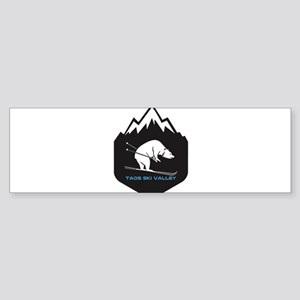 Taos Ski Valley - Taos - New Mexi Bumper Sticker