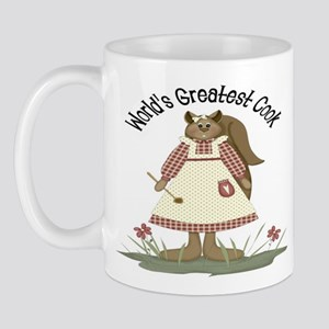 World's Greatest Cook Mug