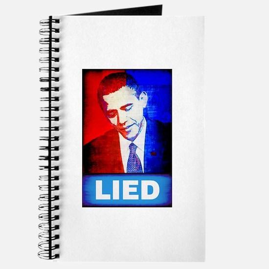Obama Lied Journal
