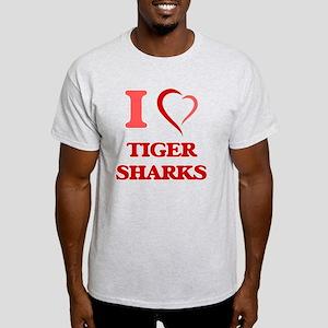 I Love Tiger Sharks T-Shirt