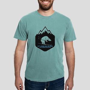 Mt Aggie Ski Slope - College Station - T T-Shirt