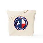 Texas Flag OES Tote Bag