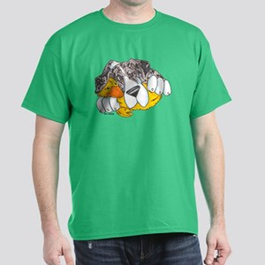 Ducky NMtMrl Dark T-Shirt