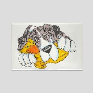 Ducky NMtMrl Rectangle Magnet