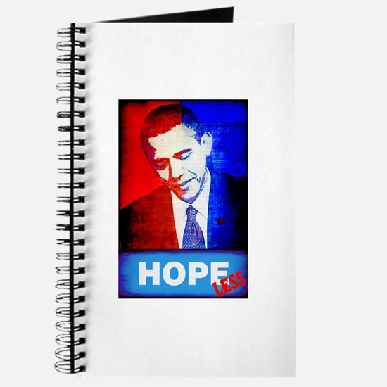 Obama is Hopeless Journal