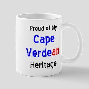 cape verdean heritage 11 oz Ceramic Mug