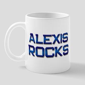 alexis rocks Mug