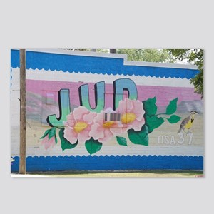 Jud, Nd, Postcards (package Of 8)