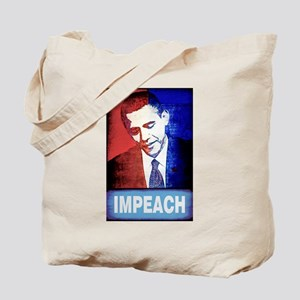 Impeach Obama Tote Bag
