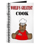 Great Cook Journal