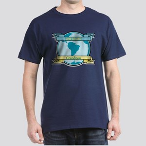 World Champion Grandpop Dark T-Shirt