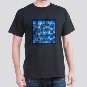 81 Dachshunds - Dark T-Shirt