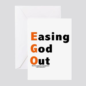 EGO Greeting Cards (Pk of 10)
