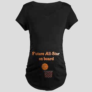 Basketball Future All-Star on board Maternity Dark