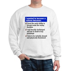 Ref Test Sweatshirt