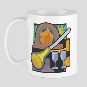Glass Blowing Mug