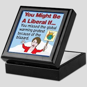 Nancy Pelosi Missed The Globa Keepsake Box