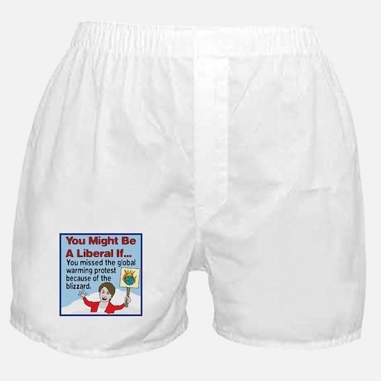 Nancy Pelosi Missed The Globa Boxer Shorts
