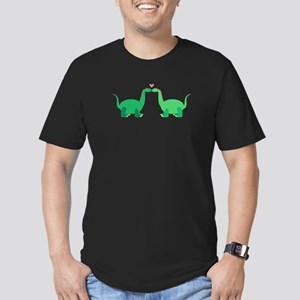 Dinosaurs In Love T-Shirt