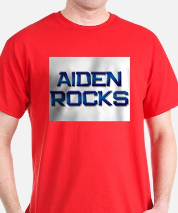 aiden rocks T-Shirt