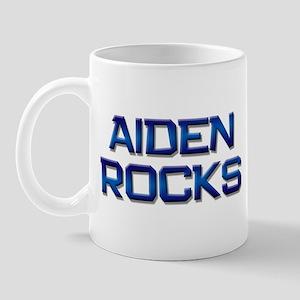 aiden rocks Mug