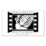 Rectangle Sticker 10 pk) (black-on-white)