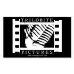 Rectangle Sticker 10 pk) (white-on-black)