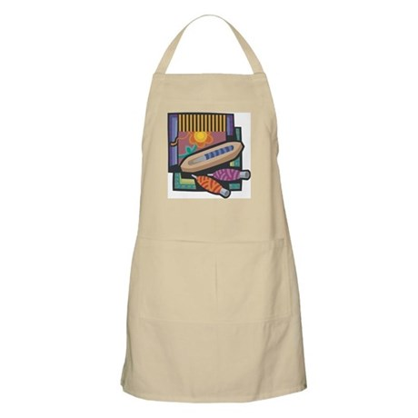 Weaving BBQ Apron