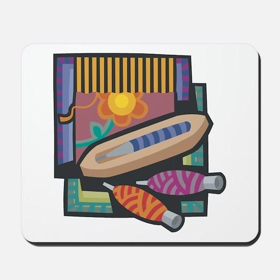 Weaving Mousepad