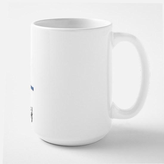 Right or Wrong Large Mug