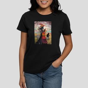 Witch Way Halloween Witch Ar T-Shirt