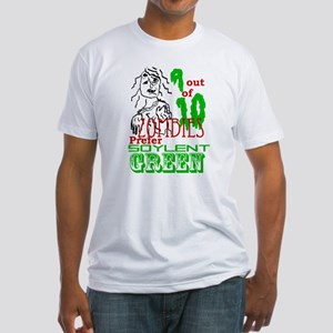 Soylent Green Fitted T-Shirt