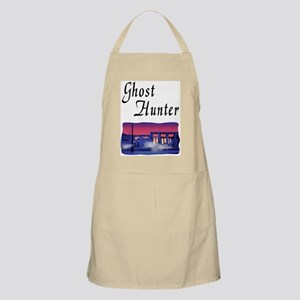 Ghost Hunter's Ghost Town BBQ Apron