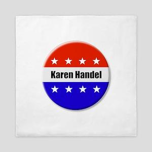 Karen Handel Queen Duvet