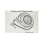 Displacement Replacement - Turbo - Magnet (100 pk)