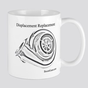 Displacement Replacement - Mug by BoostGear.com