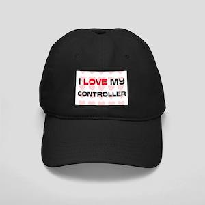 I Love My Controller Black Cap