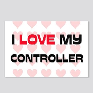 I Love My Controller Postcards (Package of 8)