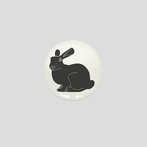 Death Bunny Mini Button
