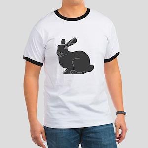 Death Bunny Ringer T