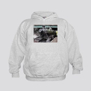 Vintage Steam Engine Sweatshirt