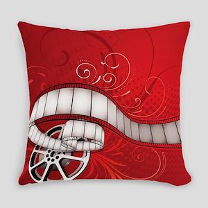 FILM REEL Everyday Pillow