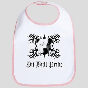 Pit Bull Pride Bib