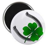 St. Patrick's Lucky Fridge Magnet Home & Offic