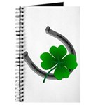 St. Patrick's Lucky Journal Note Book Diary Sketch