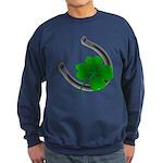 St. Patrick's Lucky Irish Sweatshirt (dark)